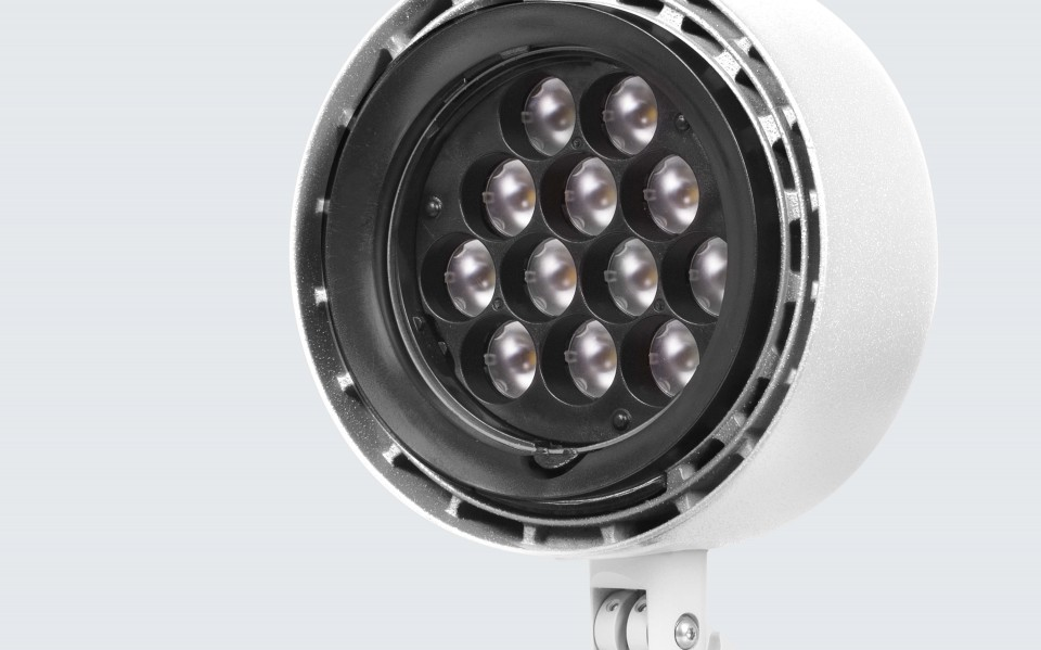 Range of interior, high-performance LED projectors