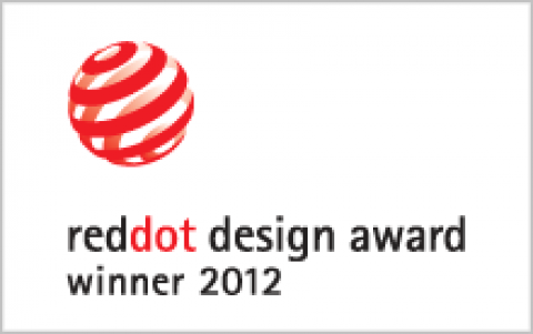 Red Dot Product Design Award 2012