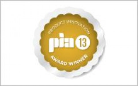 Product Innovation Awards (PIA) 2013 du magazine Architectural SSL : Leadership sur le marché, site web exceptionnel