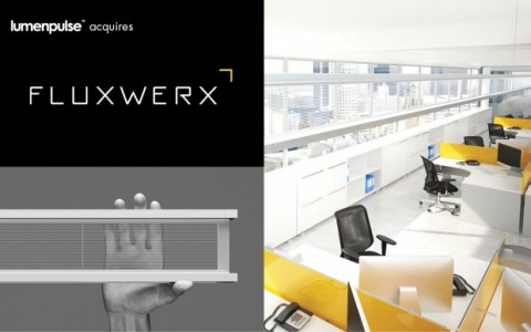 LUMENPULSE ACQUIRES FLUXWERX ILLUMINATION