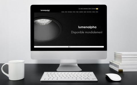 Lumenpulse annonce le lancement global de la collection Lumenalpha