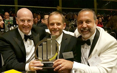 Fluxwerx President Tim Berman Receives EY Entrepreneur Of The Year™ Pacific 2016 Award in the Emerging Technology Category
