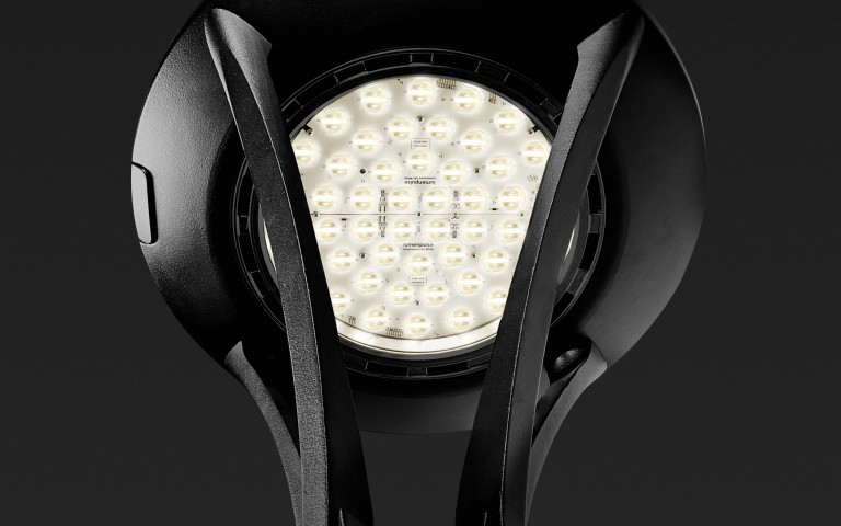 Lumenpulse Redefines Area Lighting with Lumencentro and Lumentech Technical Pole
