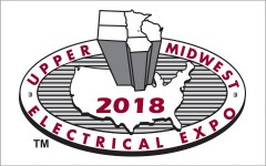 Upper Midwest Electrical EXPO, Booth 134