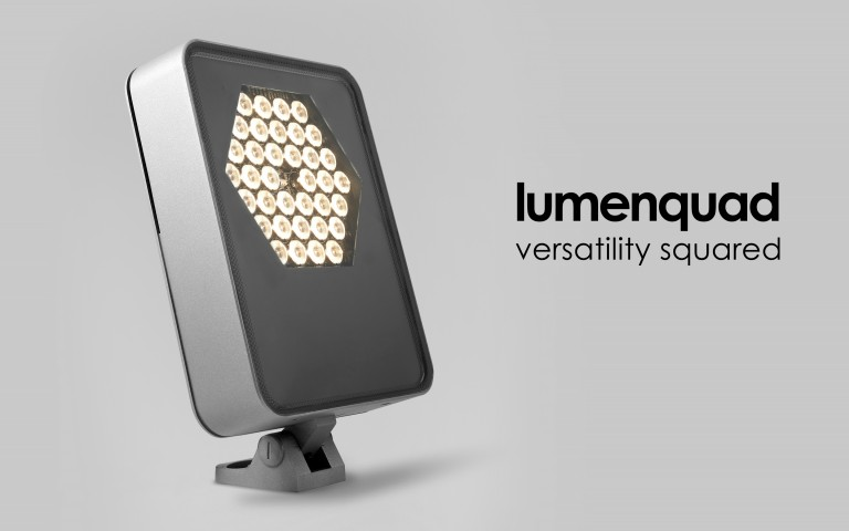 Lumenpulse Launches Lumenquad Luminaire
