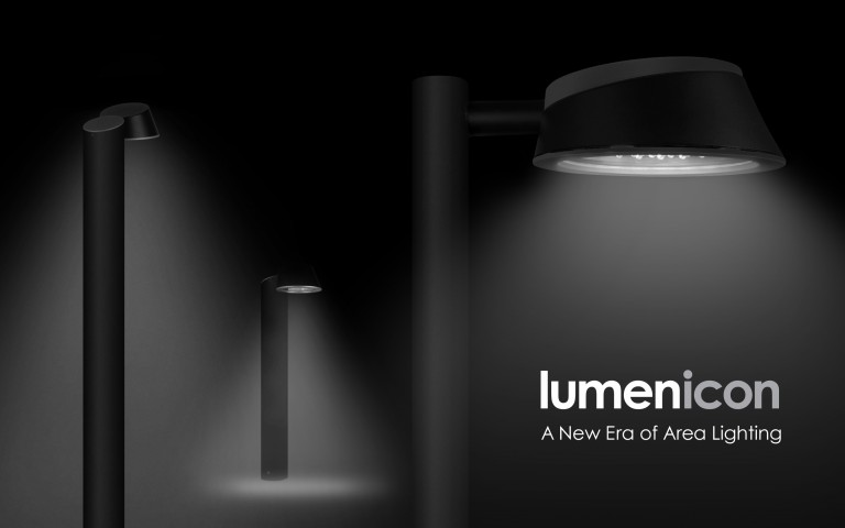 Lumenpulse Launches Lumenicon, A New Family of Area Lighting Products