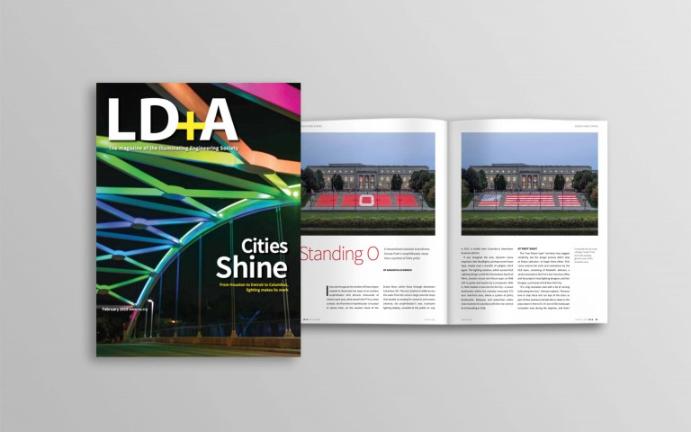 LD+A Features the Genoa Park Stairs