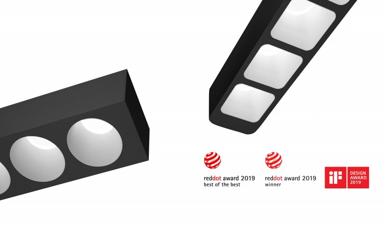 Fluxwerx remporte le prix Red Dot Design 2019