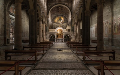 The Basilica of San Miniato al Monte Gets the Exenia Treatment