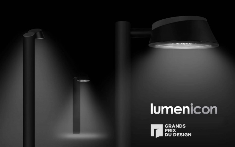 Lumenicon Wins Luminaire of the Year at the Grands Prix du Design Awards