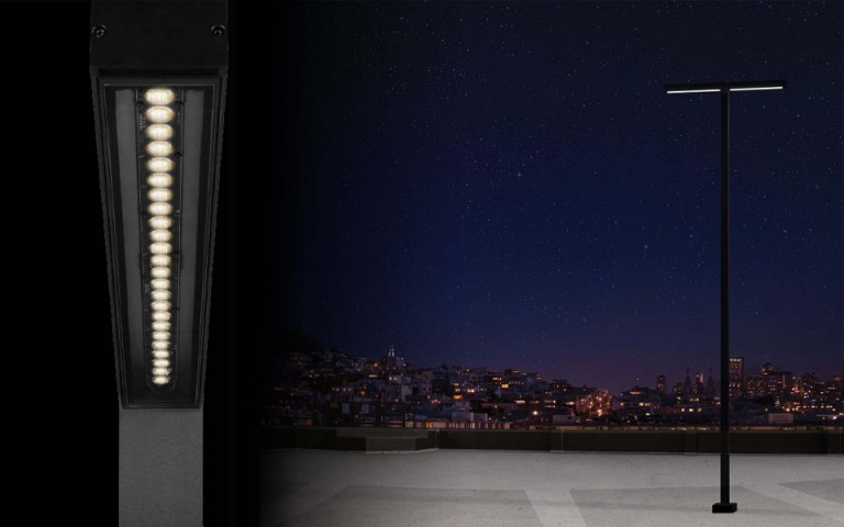 Lumenpulse Introduces Lumenblade, a New Family of Linear Area Lighting