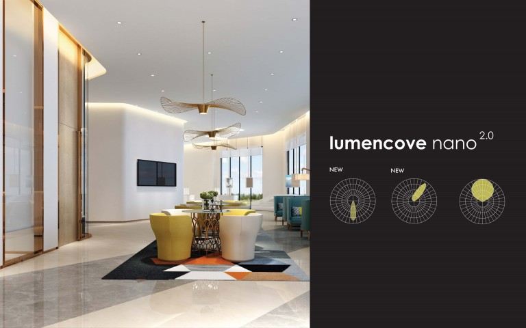 Lumenpulse Launches New Optics for Lumencove Nano 2.0