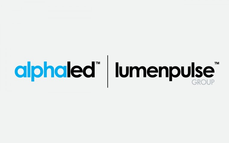 Relaunch of AlphaLED by Projection Lighting Limited