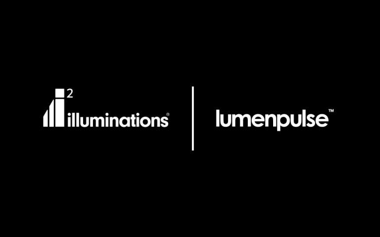 Lumenpulse s'associe exclusivement à lluminations, inc. dans la région métropolitaine de New York et le nord du New Jersey