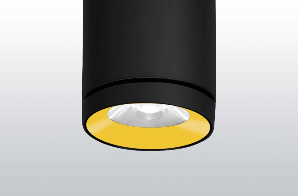 Cylinder Small Surface Mount