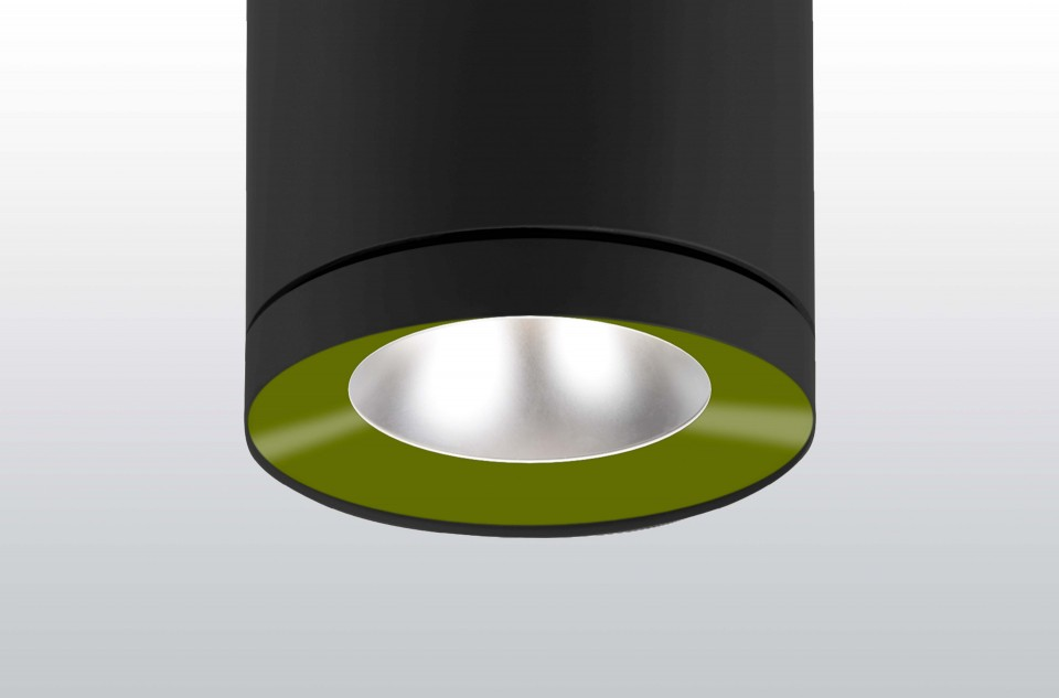 Cylinder Medium Surface Mount