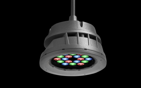 Lumenbeam Medium Pendant Color Changing
