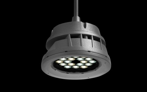 Lumenbeam Medium Pendant Dynamic White