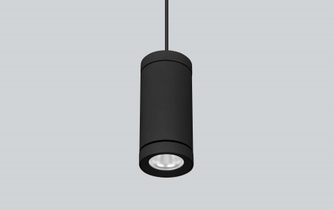Short Cylinder Small Pendant