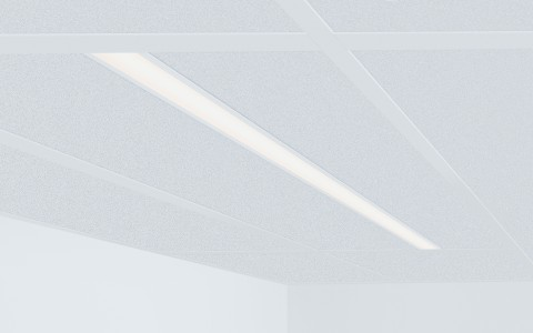 Lumenline Recessed T-Bar