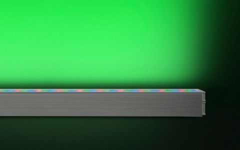 Lumenfacade Stand Alone Color Changing
