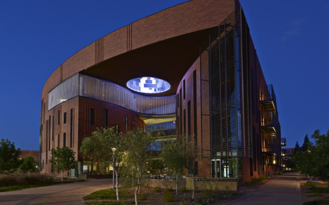McCord Hall at ASU
