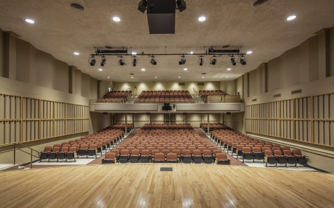 Newport High School Auditorium