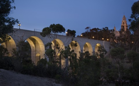 Cabrillo Bridge