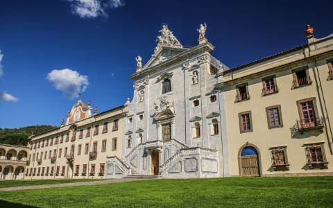 Certosa of Calci