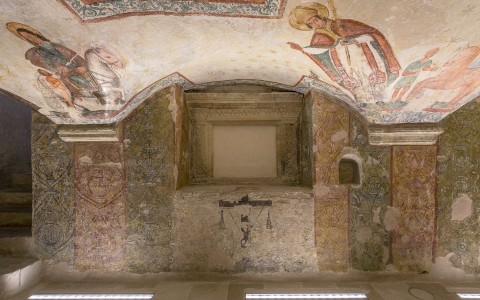The Crypt of SS. Nicolò And Domenico