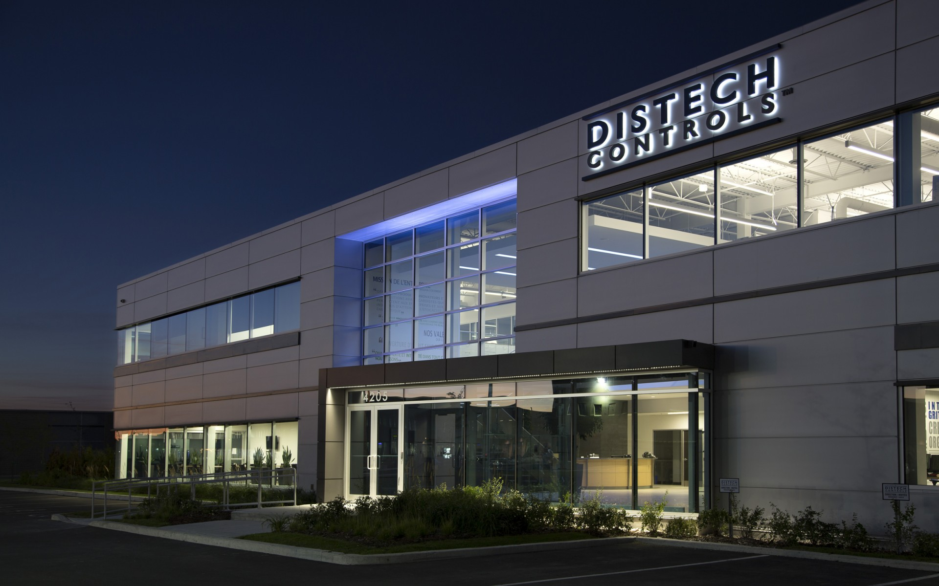 Distech Controls in Brossard, Quebec, is a global leader in building automation and energy management solutions.