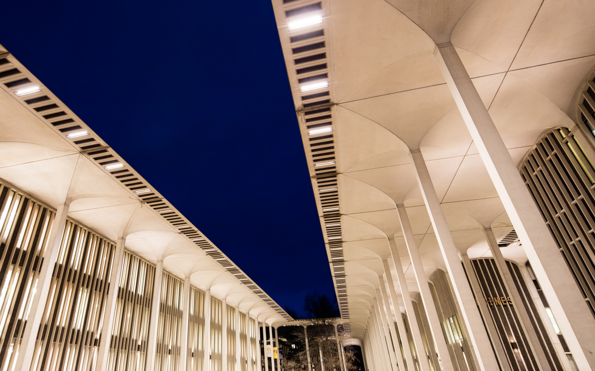 Lighting Dynamic developed a new lighting system that improves exterior light levels and reduces energy consumption.