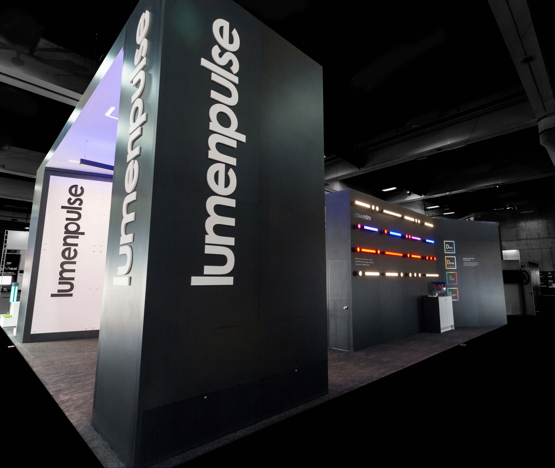 Lumenpulse showcased the scope and versatility of its newly expanded portfolio at Lightfair 2016, unveiling a number of new products and features.