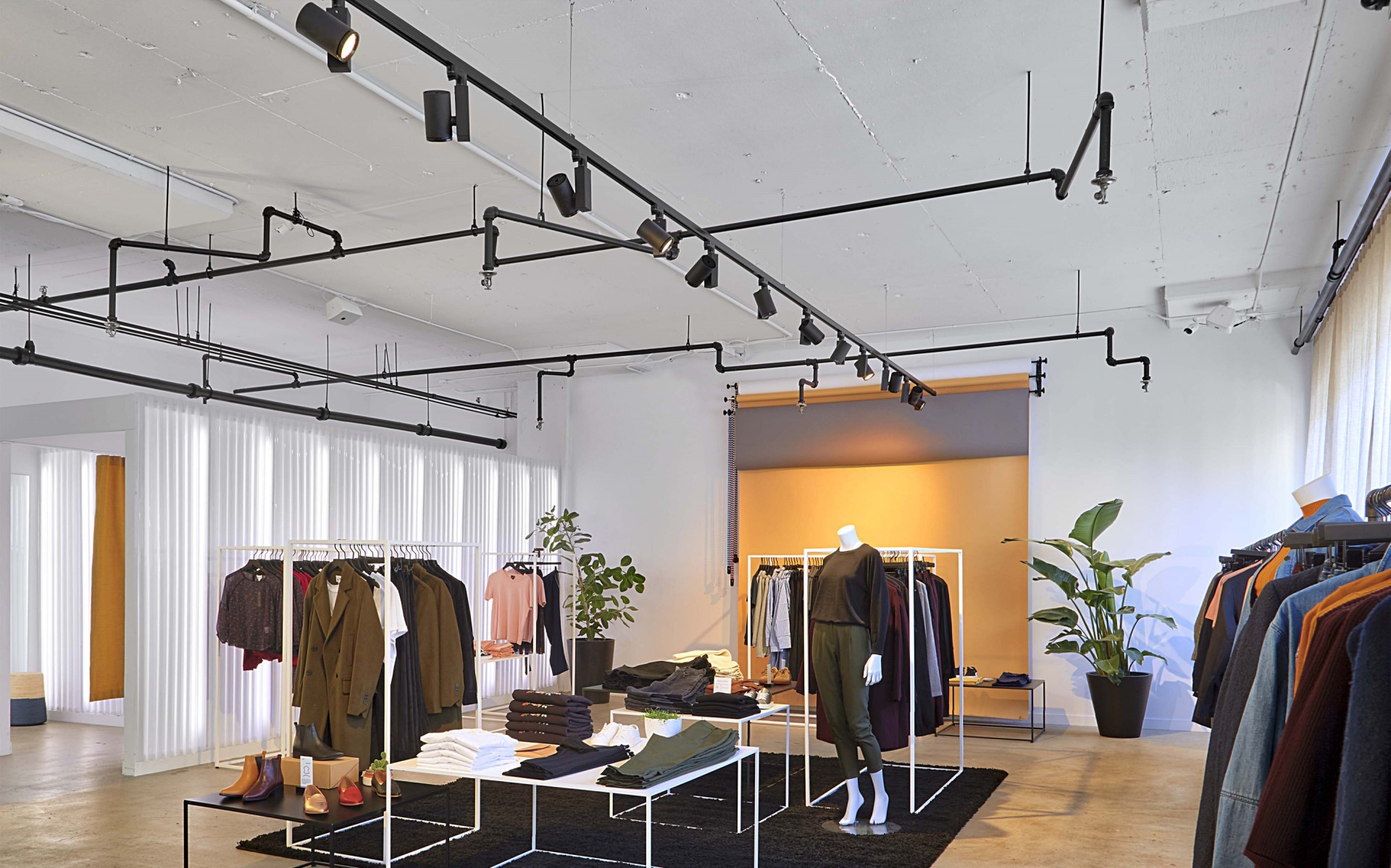 The new 2,500 square-foot location can be found in Montreal's trendy Mile End neighborhood.