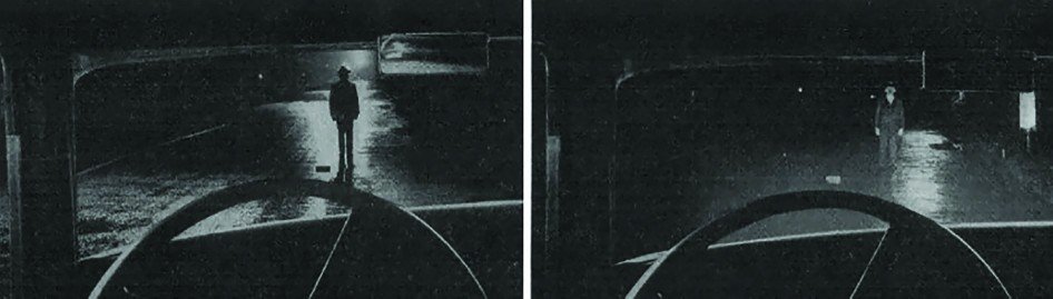 Example of negative contrast (left) and positive contrast (right). – Marc Green