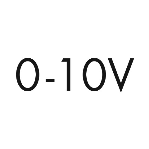 Regulación 0-10V, 1% linear  (347V)