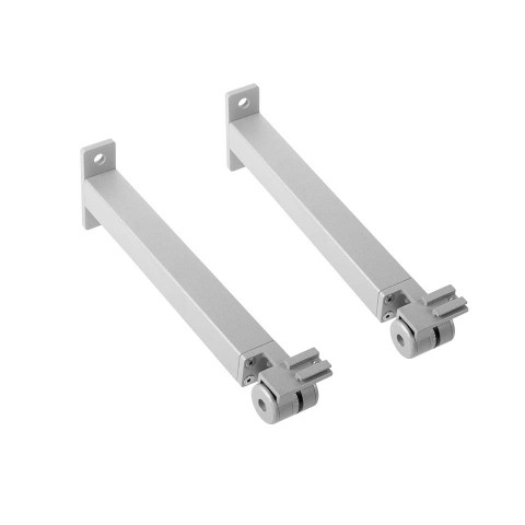 Adjustable Extended Arm Mounting Nano Horizontal 12 plg