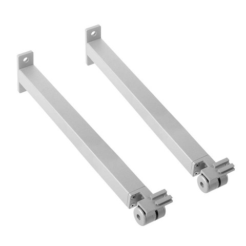 Adjustable Extended Arm Mounting Nano Horizontal 18 plg