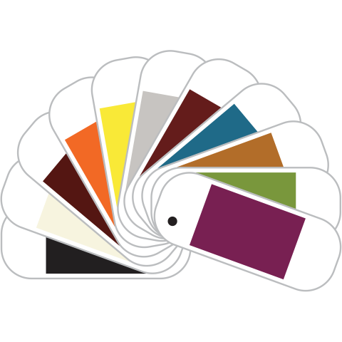 Special color (choose from standard Point Source color palette)