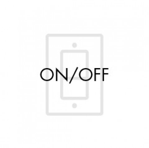 On/Off control 347V