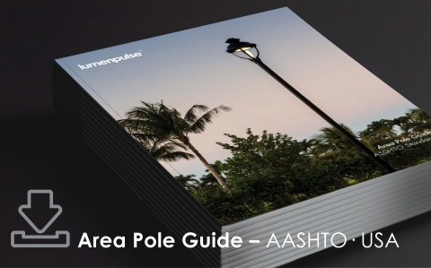 Pole Guide Area - AASHTO USA